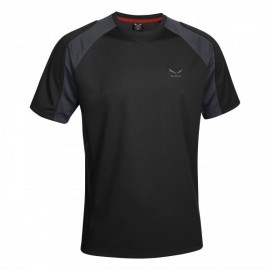 Salewa T-Shirt Puez Sporty Black Out