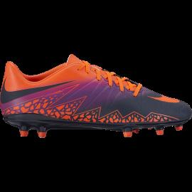 Nike Hypervenom Phelon II Fg Viola/Arancio