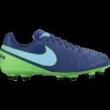 Nike Tiempo Legend VI Fg Blu/Azzurro Bambino