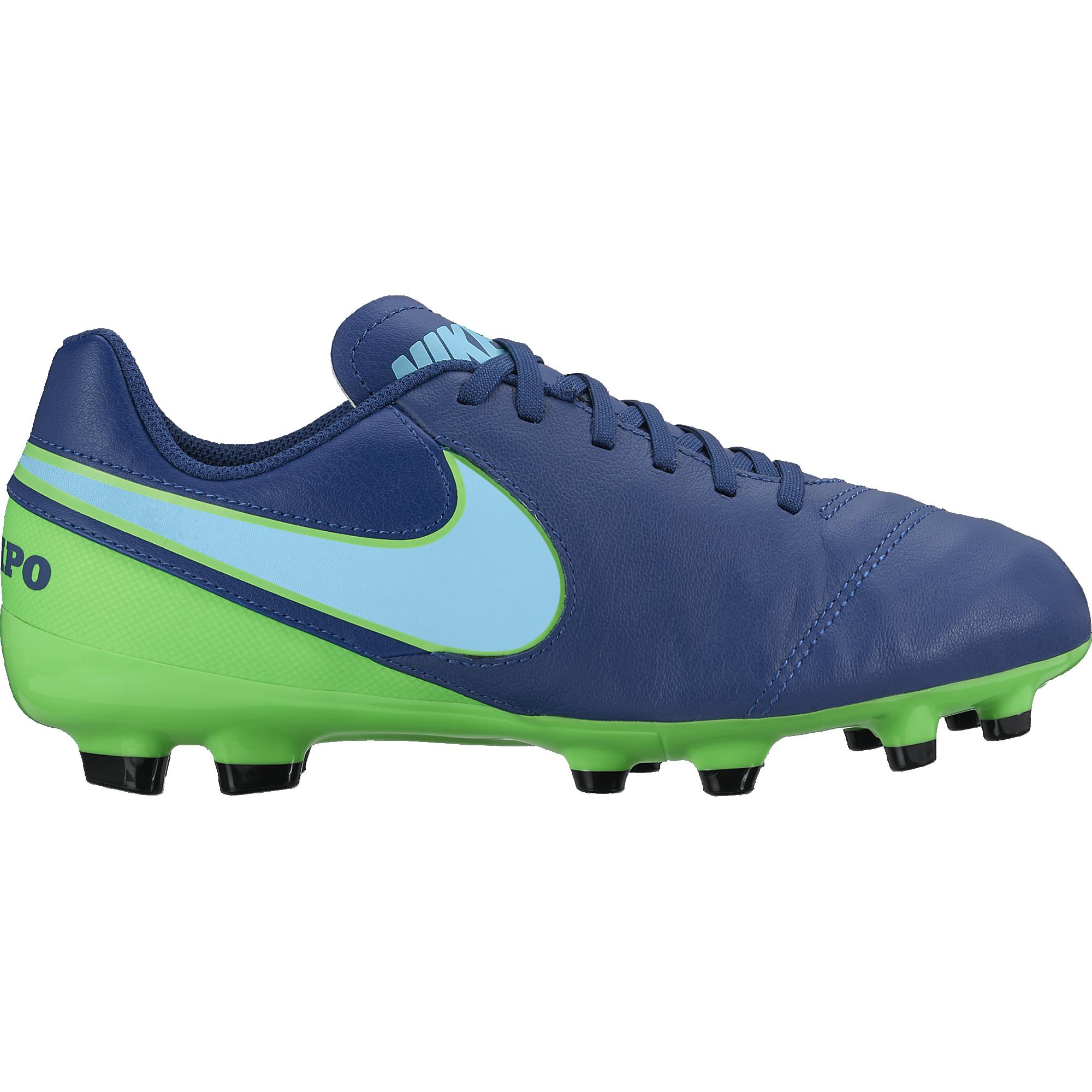 Nike Tiempo Blu