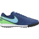 Nike Tiempo Genio II Leather Tf Blu/Azzurro