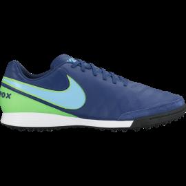 Nike Tiempo Genio II Leather Tf Blu/Azzurro