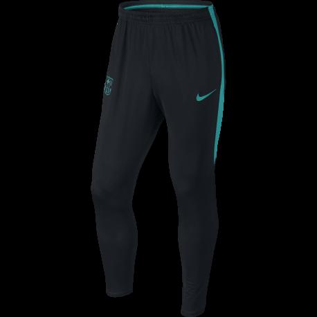 Nike Pantalone Fcb Training Nero/Energy
