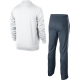 Nike Tuta Inter Bianco/Blu Bambino