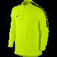 Nike T-Shirt Ml Dril Cr7 Giallo/Nero