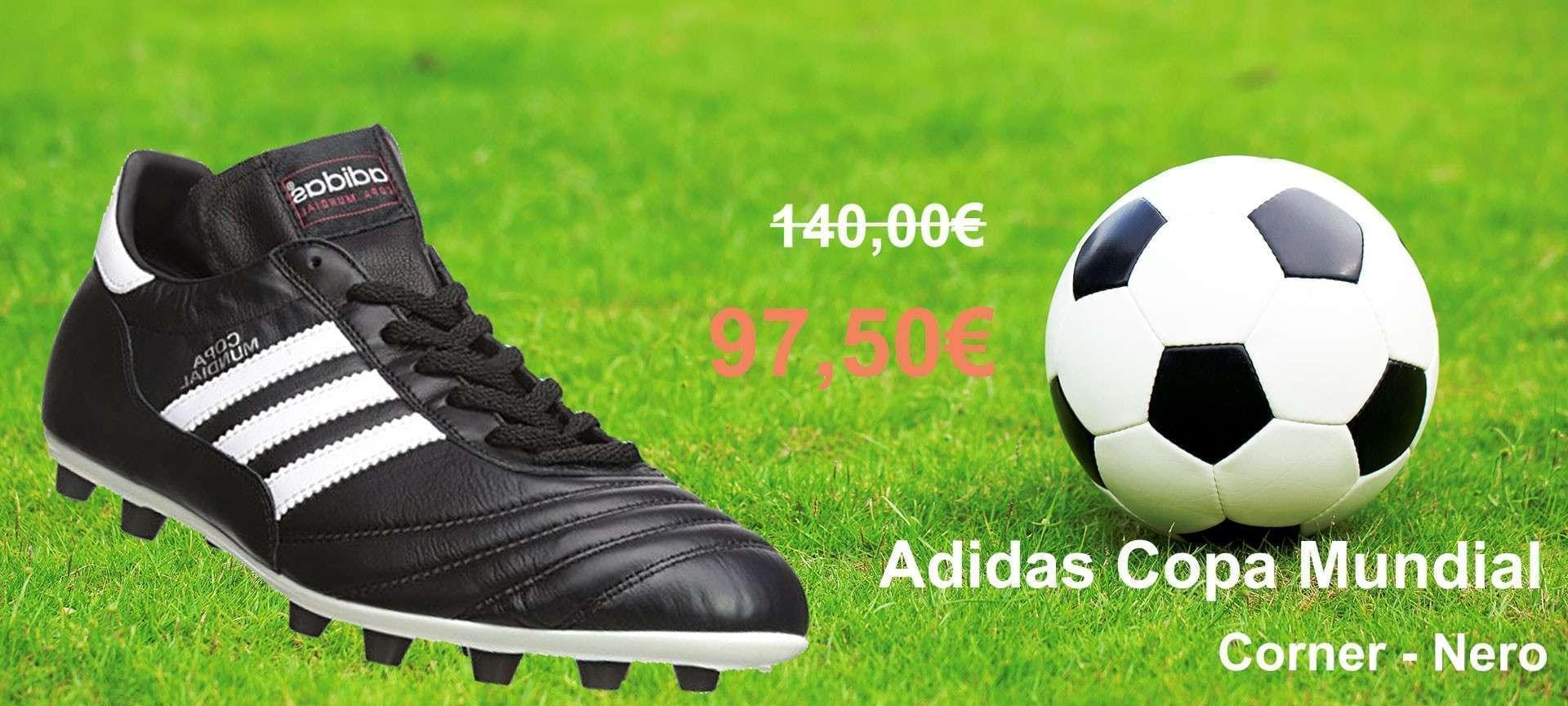 Adidas Copa Mundial Corner Nero