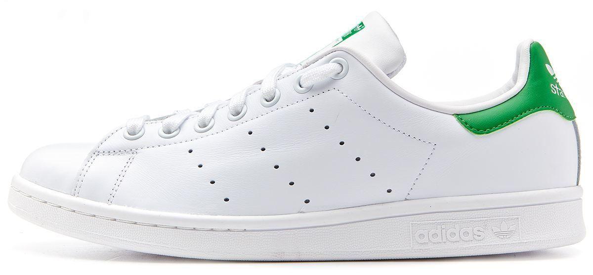 style ADIDAS originals stan smith bianco verde uomo m20324 - acquis... 03a1a450f81