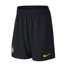 Nike Short Inter Home Stadium Black/Yellow