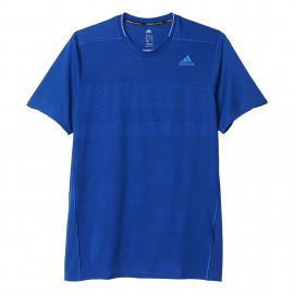 ADIDAS t-shirt mm run supernova collegiate royal