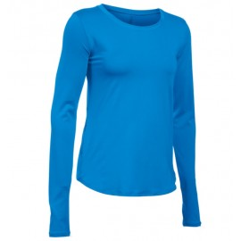 Under Armour T-Shirt Ml Run Fly By Water Donna