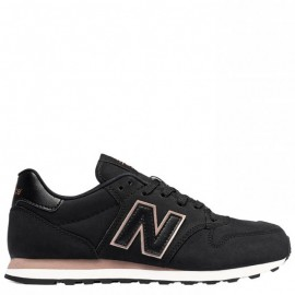 New Balance 500 Syntetic Nero Donna