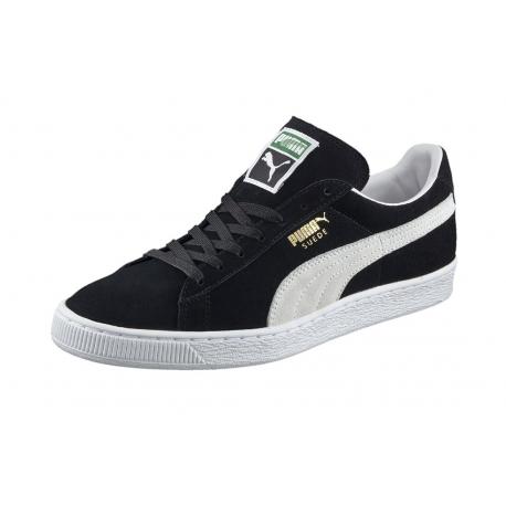 Puma Suede Classic Nero/Bianco