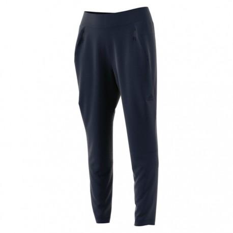 timeless design 704fe 58d27 Adidas Pantalone Donna Z.N.E. Tasche Train Bianco