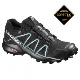 Salomon Donna Speedcross 4 GORE-TEX Black