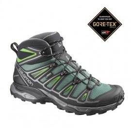 Salomon Mid X Ultra 2 GORE-TEX Bettle Green
