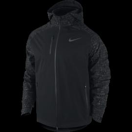 Nike Giacca Run Hpr-Shld Flsh Black Donna