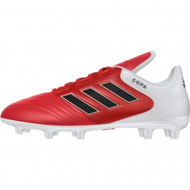Adidas COPA 17.3 FG Red/White