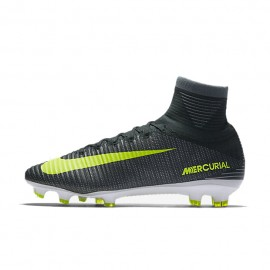 Nike Mercurial Superfly V Cr7 Fg Blu/Bianco