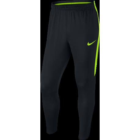 Nike Pantalone Dry Squad Black/Green