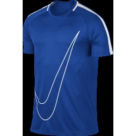Nike T-Shirt Dry Academy  Light Blue/White