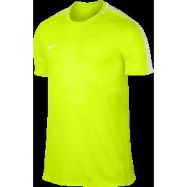Nike T-Shirt Dry Squad Yellow/White