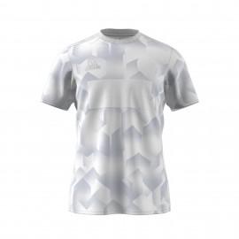 Adidas T-Shirt Tango Cage White