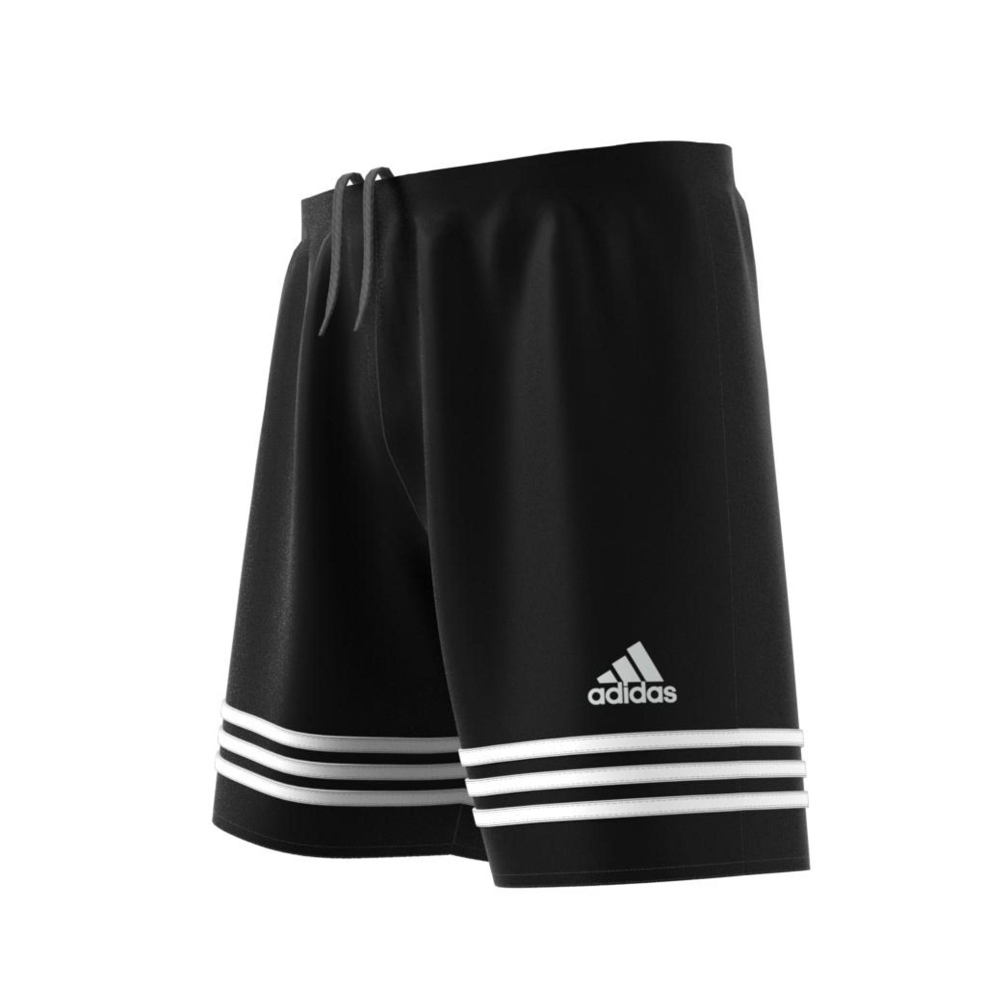 8f50450cfb calcio ADIDAS short entrada 14 team black/white f50632 - acquista s...