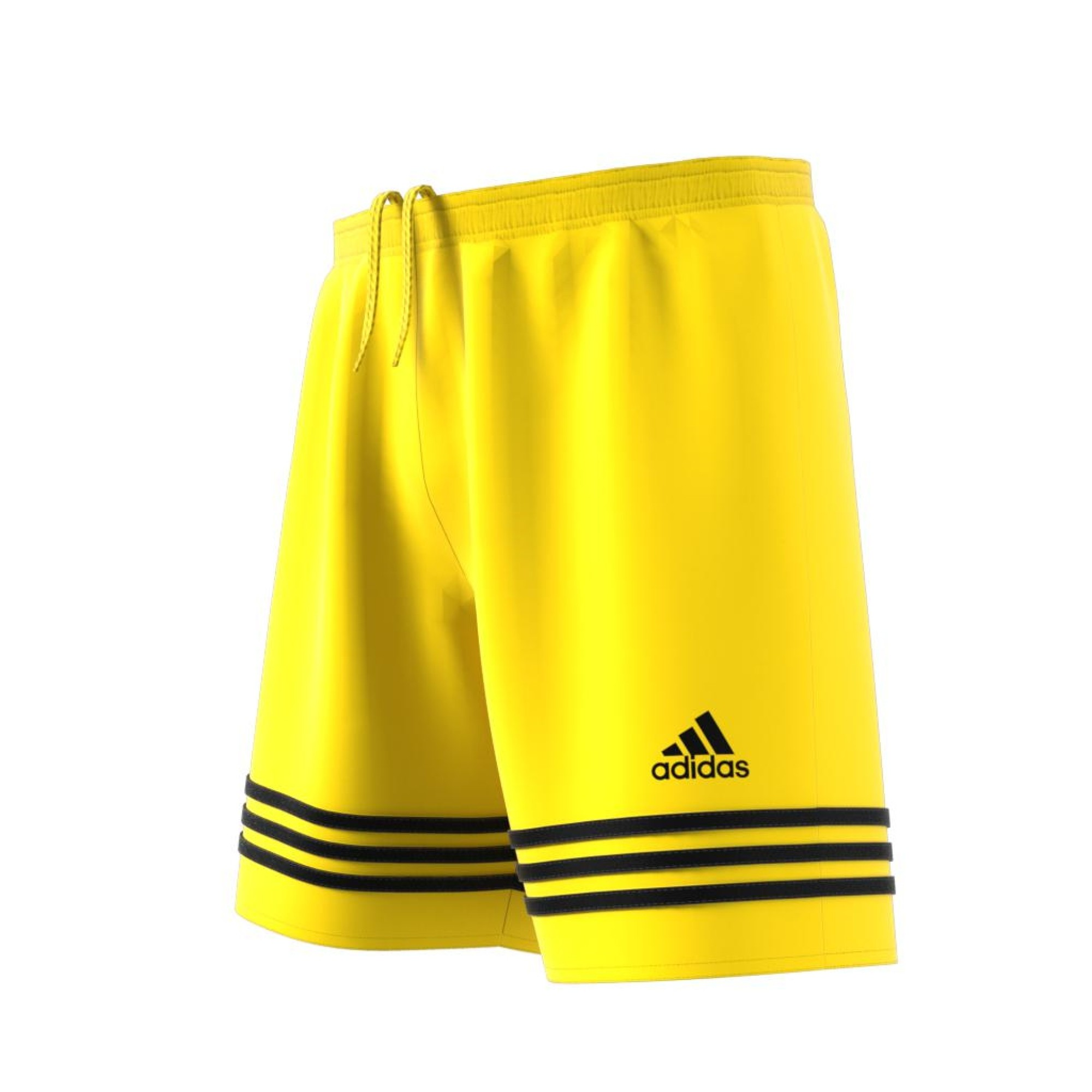 a7a32cc95 calcio ADIDAS short entrada 14 yellow/black f50630 - acquista su sp...