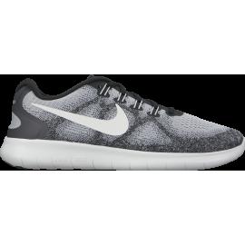 Nike Free Rn 2  Wolf Grey/Off White