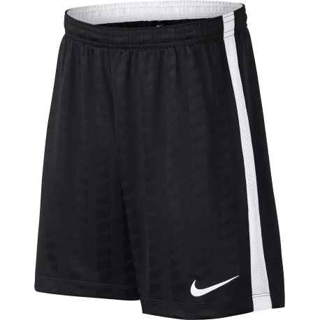 Nike Short Academy  Nero/Bianco Junior