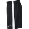 Nike Short Academy  Nero/Bianco Junior