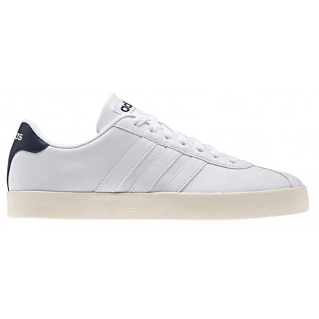 Adidas Vlcourt Vulc  Bianco/Navy