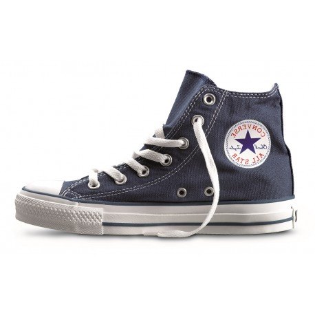 Converse Hi Canvas Core  Navy