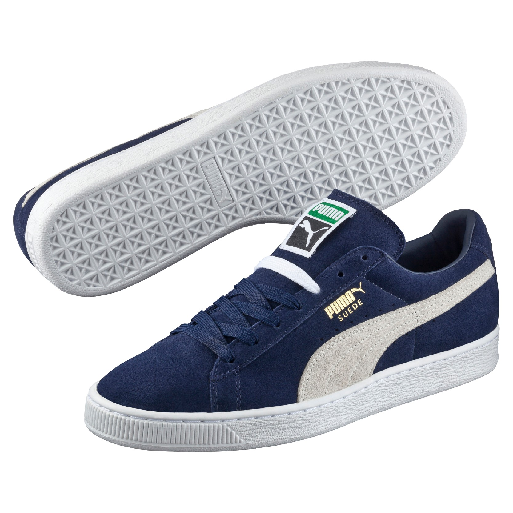 puma donna blu scarpe
