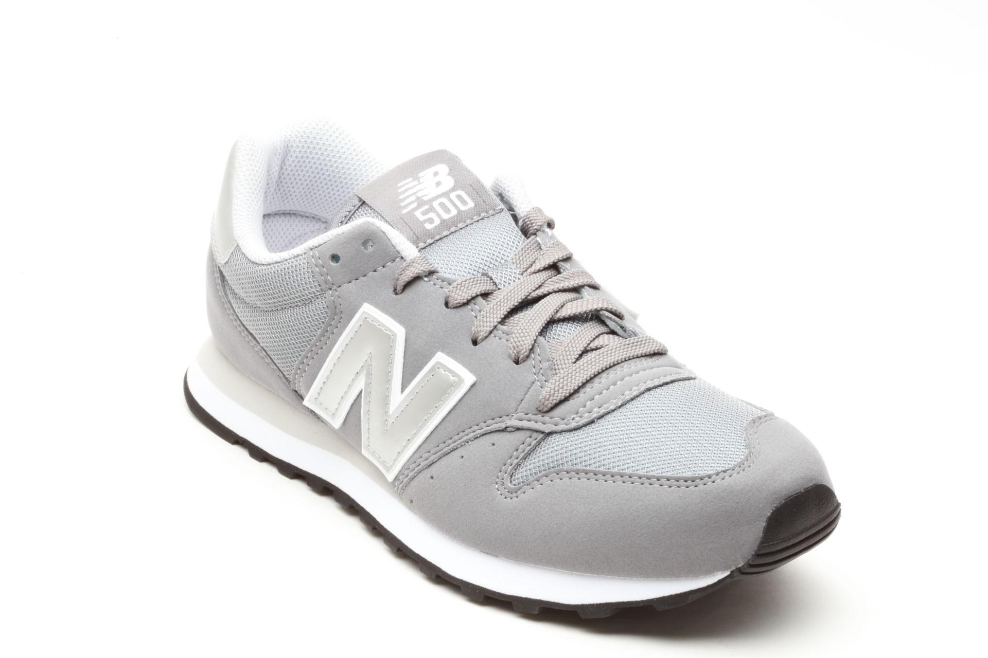 scarpe new balance uomo 500 grigie