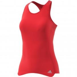 Adidas Tank Response rosso Donna