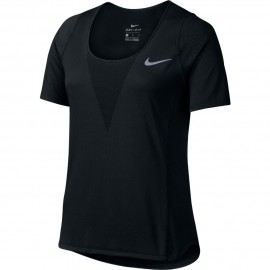 Nike T-shirt Mm Run Relay Black