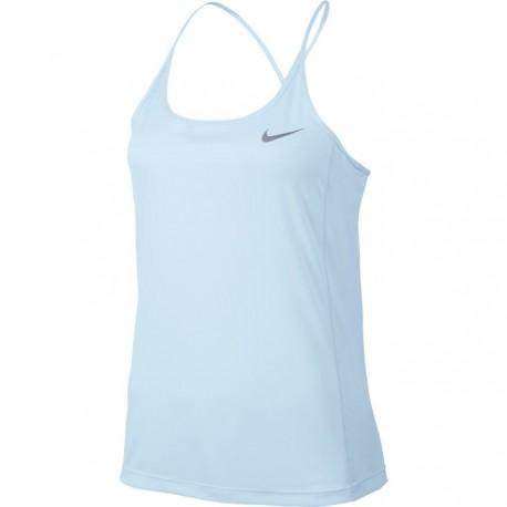 Nike Canotta Run Miler Glacier