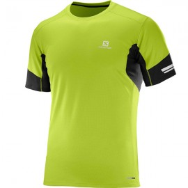 Salomon T-shirt Agile Surf The Web