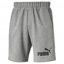 Puma Short Garzato  Grigio