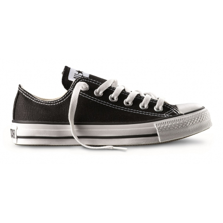 Converse All Star Ox Canvas Black