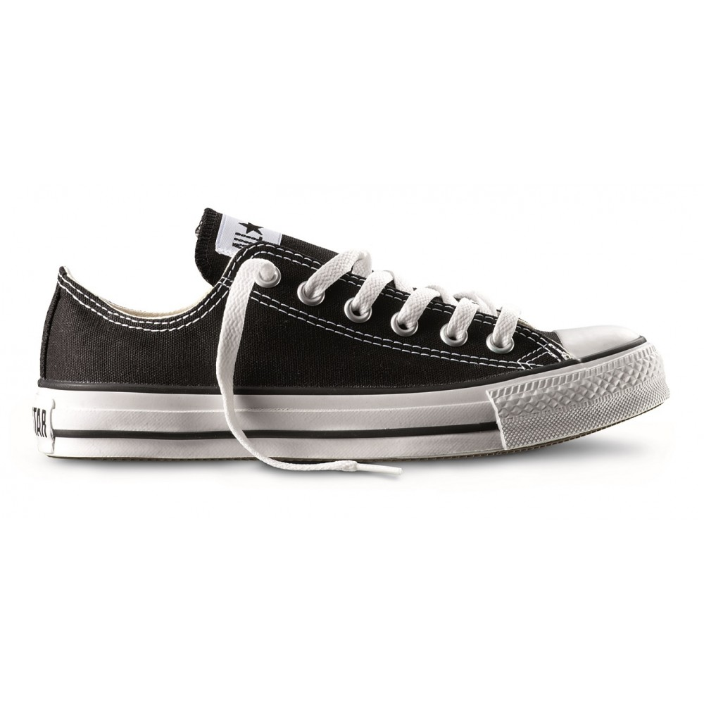 Converse All Star Ox Canvas Black. Loading zoom