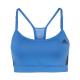 Adidas Bra Donna Low Train Blu