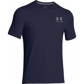 Under armour T-shirt Mm Chest Lockup Midnight