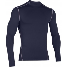 Under Armour Maglia Cg Armour Mock Blu