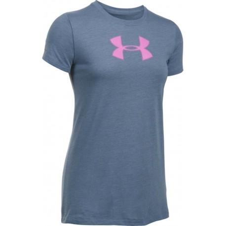 Under Armour T-shirt Favorite Donna Aurora