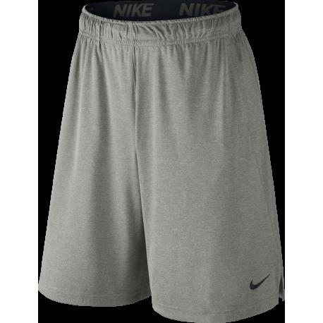 "Nike Short Fly 9"" Grigio"