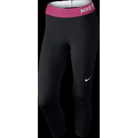 Nike Capri Pro Cool Nos Nero/Rosso Donna