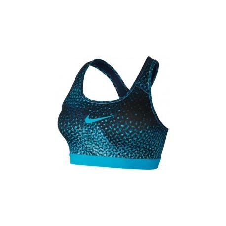 Pro Classic Palestra Kldscp Bluebinary Sujetador Nike Donna Ch Blu 83207 XZiuPkTO