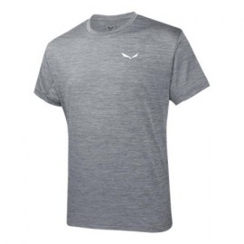 Salewa T-Shirt Puez Melange Dryton Quiet Shade